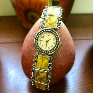 Quartz Watch with New Battery